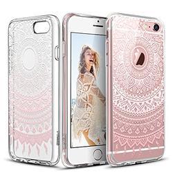 ESR iPhone 6s Case,iPhone 6/6s Case Hybrid, Shock Absorbing,