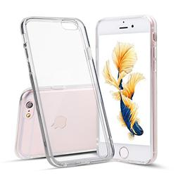 Shamo's Case for iPhone 6 and iPhone 6s Crystal Clear Shock