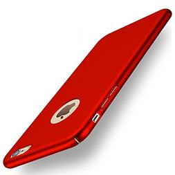 iphone 6S Plus/6 Plus Case, ACMBO Ultrathin Micro Matte  Met