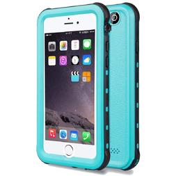 For Apple iPhone 8 7 6S 6 Plus Waterproof Case Shockproof Co
