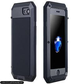 iPhone 6S Plus Case, Shockproof Dustproof Waterproof Heavy D