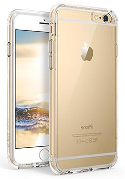 Ringke Fusion Compatible with iPhone 6S Plus Case, Crystal C