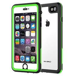 CellEver iPhone 7/8 Case Waterproof Shockproof IP68 Certifie