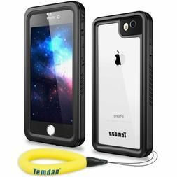 iPhone 7 8 Life Waterproof Case Shockproof Dirtproof Cover &
