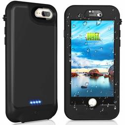 new arrival e2299 717f1 Temdan For iPhone 7 8 Plus Battery Case ...