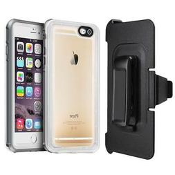 EONFINE iPhone 7/8 Waterproof Case, iPhone 7/8 Clear Protect