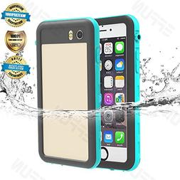 iPhone 7/8 Waterproof Case, Gnais Shockproof Dirtproof Snowp