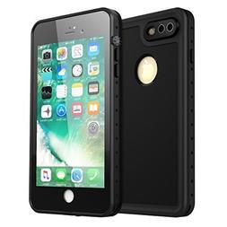 iPhone 7 Plus/iPhone 8 Plus Waterproof Case, iThrough iPhone