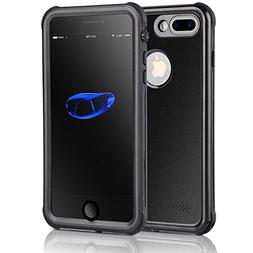 iPhone 7 Plus / 8 Plus Waterproof Case,Full Sealed Dry Cover