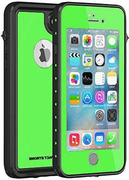 ImpactStrong iPhone 7/8 Waterproof Case  Slim Full Body Prot