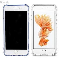 iPhone 7 Plus Case CaseHQ Clear TPU Enhanced Grip Shockproo