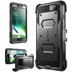 iPhone 7 Plus Case, i-Blason ArmorBox Daul Layer  [Heavy Dut
