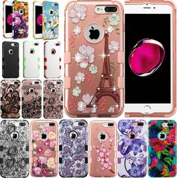 For iPhone 7 Plus / iPhone 8 Plus Case Mybat TUFF Shockproof
