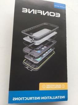 Eonfine iphone 7 plus waterproof case With Kickstand