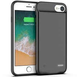 iPhone 8/7/6s/6 Battery Case, 3000mAh Portable Protective Ch