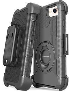 BENTOBEN iPhone 8 Case,iPhone 7 Case, Heavy Duty Full Body R