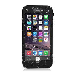 iPhone 7/6s/6 Waterproof Battery Case,  Built in 3.5mm Earph