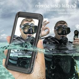 Waterproof Full-body Case with Built-in Screen Protector for