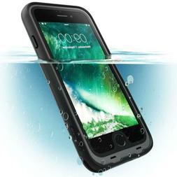 iPhone 8 Case, i-Blason  Waterproof Full-Body Rugged Case wi