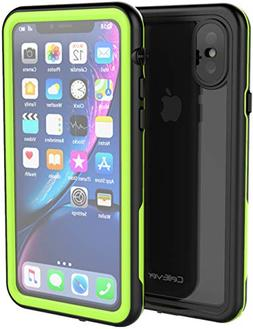 CellEver iPhone Xs/iPhone X Case Waterproof Shockproof IP68