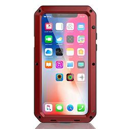 iPhone Xs Max Case, CarterLily Full Body Shockproof Dustproo