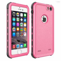For iPhone SE/5S/5 Waterproof Phone Case Snowproof Heavy Dut