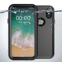 iPhone X Waterproof Case, Tested Underwater Phone Case Scree