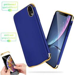 For iPhone X/XR/XS Max Battery Charging Case External Power