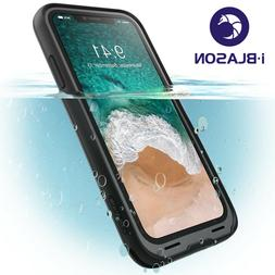 iPhone X / XS Waterproof Case i-Blason Aegis Full-body Cover
