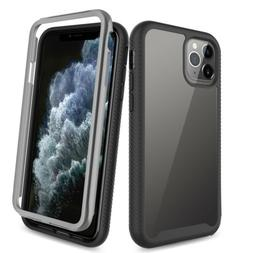 For iPhone XR Case Thin Waterproof TPU Transparent Screen Pr
