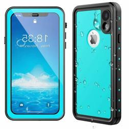 iPhone XR Waterproof Case Underwater Shockproof Dirtproof Mi