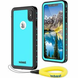 iPhone XS Max XR Life Waterproof Case Shockproof + Floating