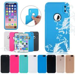 Waterproof Shockproof Cover For IPhone XS MAX XR X 8 Plus Hy
