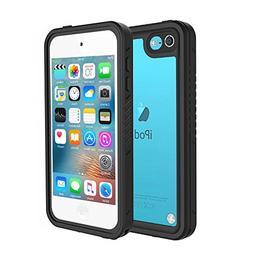 iPod 5 iPod 6 Waterproof Case,BESINPO Underwater 6.6ft 30min
