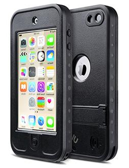iPod 6 Cases,iPod 5 Case,iPod Touch Waterproof Case,ULAK iPo