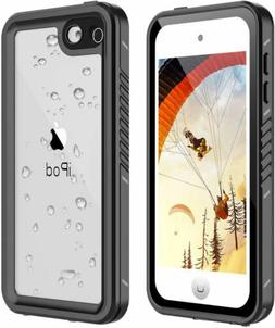 For iPod 7 Waterproof Case & Screen Protector iPod Touch 5/6