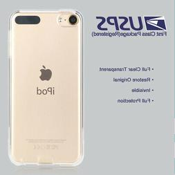 For Apple iPod Touch 6th/7th 2019 Gen- Clear TPU Transparent