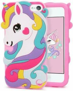 iPod Touch 5th 6th 7th Generation -Soft Silicone Case Pink R