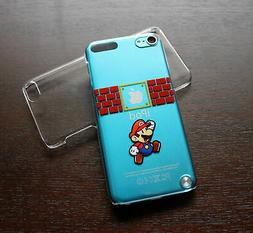 iPod Touch 5th 6th & 7th Gen - Hard Clear Back Protector Cov