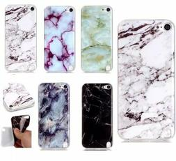 For iPod Touch 5th 6th 7th Gen - Hard TPU Rubber Case Cover