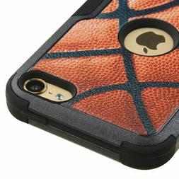 iPod Touch 5th 6th 7th Generation - Basketball Armor Hybrid