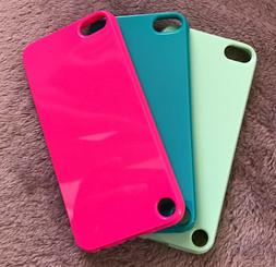 For iPod Touch 5th / 6th Generation -Hard TPU Rubber Gummy S