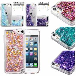 iPod Touch 5th & 6th & 7th Gen - TPU RUBBER Flowing Liquid W