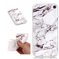 iPod Touch 6 Case, iPod Touch 5 Case, KAMII Marble Stone Pat