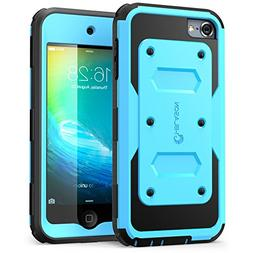 iPod Touch 6 Gen Armorbox Dual Layer Full Body Protective Ca