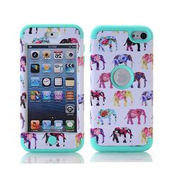 iPod Touch 6th Generation Case, SinYong  Drop Protection Hyb