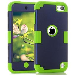 Case for iPod Touch 6th Generation Case for iPod Case Dual L