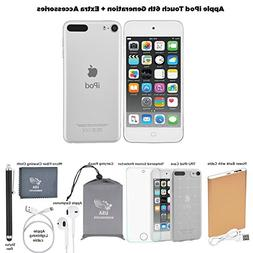 Apple iPod Touch 6th Generation and Accessories, 32GB - Silv