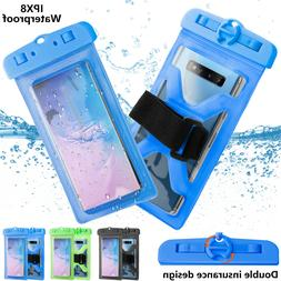 newest collection 24dce 0034d IPX8 Waterproof Pouch Bag Armband Dry Ca...