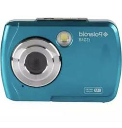 Polaroid IS048 Waterproof 16 MP Digital Portable Camera w/ C